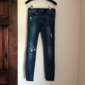 Articles of society sz.27 distressed jeans